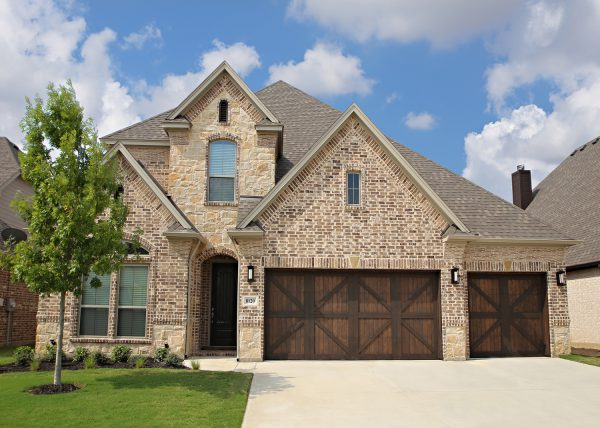 3 car garage – trinity custom homes – new homes in fort worth, texas