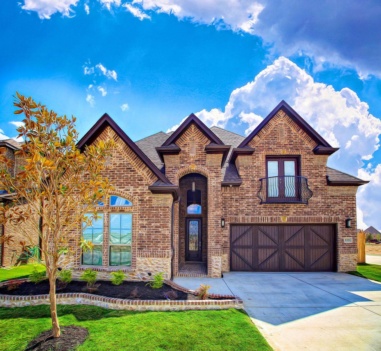 Floor Plan 2852 Trinity Custom Homes New Homes In Fort Worth